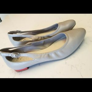 Maria Sharapova Cole Haan Palisade Flats gray 9.5